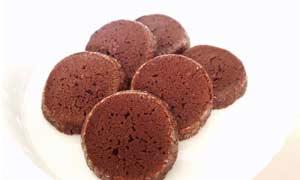 チョコ・ラウンド・クッキー